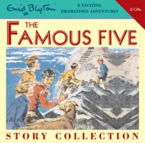 Famous Five Classic CD Story Collection