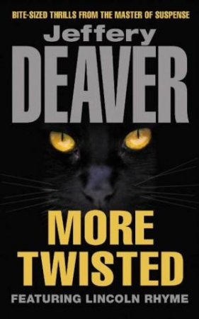 More Twisted - CD by Jeffery Deaver