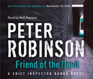Friend of the Devil - CD by Peter Robinson