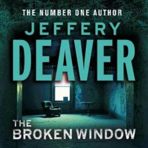 Broken Window CD by Jeffery Deaver