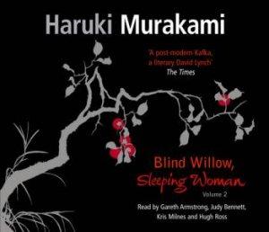 Blind Willow Sleeping Woman 2 CD by Haruki Murakami