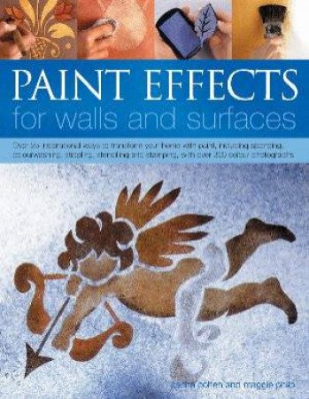 Paint Effects For Walls And Surfaces by Cohen