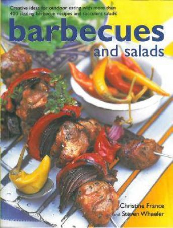 Barbecue and Salads by Christine France & Steven Wheeler