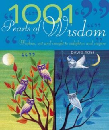 1001 Pearls of Wisdom by David Ross