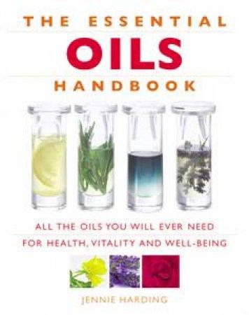 Essential Oils Handbook by Jennie Harding