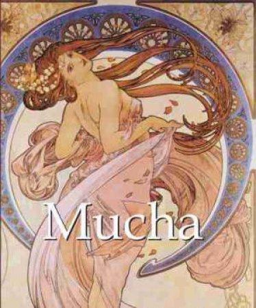 Alphonse Mucha by Patrick Bade