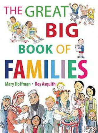 Great Big Book Of Families