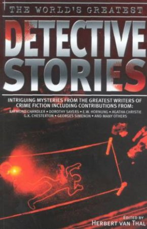 World's Greatest: Detective Stories by Herbert Van Thal