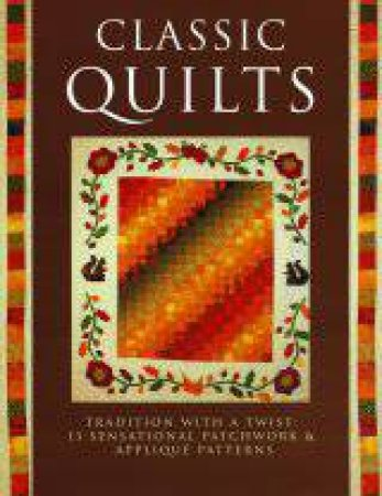 Classic Quilts by Jo Lethaby