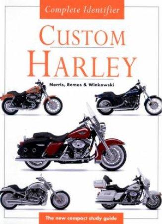 Custom Harley by Various