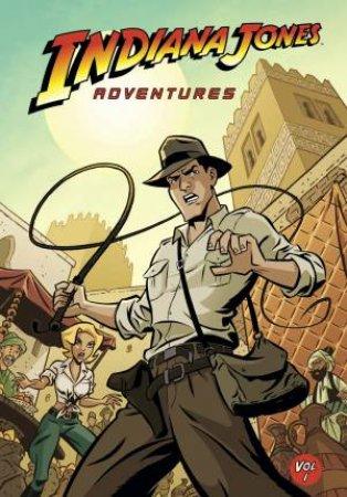 Indiana Jones Adventures (Vol. 1) by Ethan Beavers & Philip Gelatt