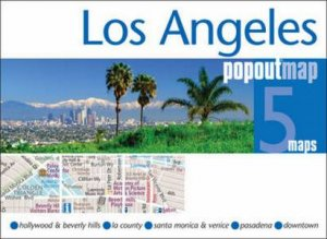 Popout Map: Los Angeles by Various