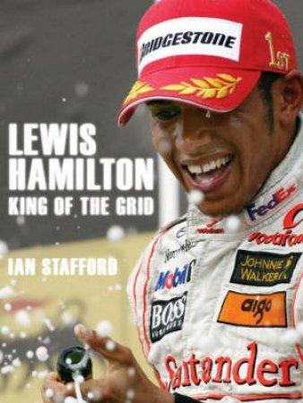 Lewis Hamilton by Ian Stafford