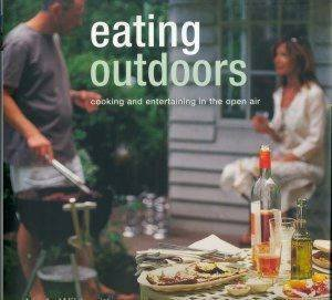 Eating Outdoors by Lindy Wildsmith