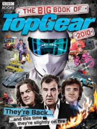 Big Book of Top Gear 2010 by Various
