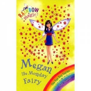 The Funday Fairies: Megan the Monday Fairy