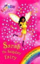 The Funday Fairies Sarah the Sunday Fairy