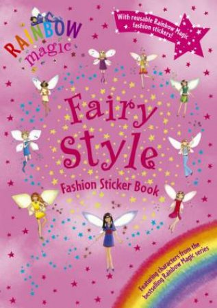 Rainbow Magic: Fairy Style Fashion Sticker Book
