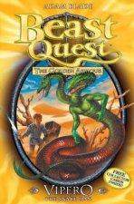 Vipero The Snake Man Golden Armour 04