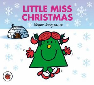 Mr Men And Little Miss: Little Miss Christmas by Roger Hargreaves