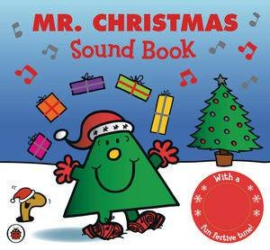 Mr Christmas Sound Book by Roger Hargreaves