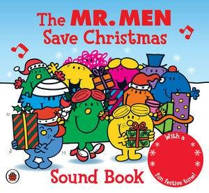 Mr Men Save Christmas Sound Book by Roger Hargreaves