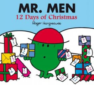 Mr Men: 12 Days Of Christmas by Roger Hargreaves