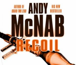 Recoil CD by Andy McNab