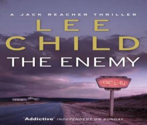 The Enemy CD by Lee Child