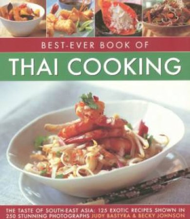 Best-Ever Book of Thai Cooking by Various