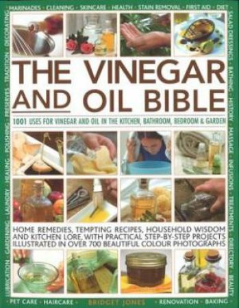 The Vinegar and Oil Bible by Various