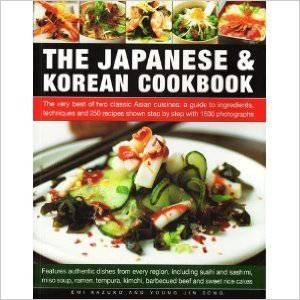 The Japanese & Korean Cookbook by Various