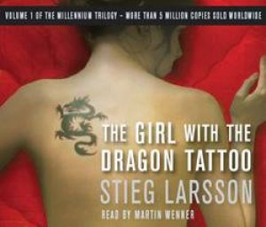 Girl With The Dragon Tattoo (6xCD) by Stieg, Larsson