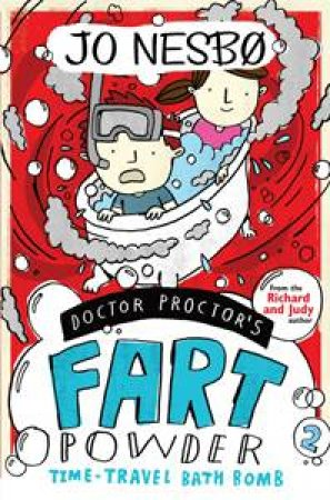 Doctor Proctor's Fart Powder 03: Time Travel Bath Bomb
