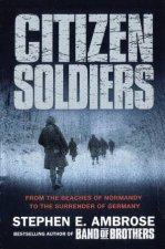 Ambrose War Citizen Soldier