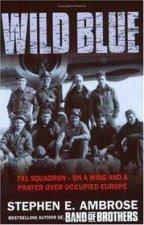 Ambrose War Wild Blue