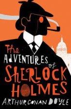 Alma Classics The Adventures Of Sherlock Holmes