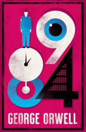 1984 Nineteen Eighty-Four by George Orwell