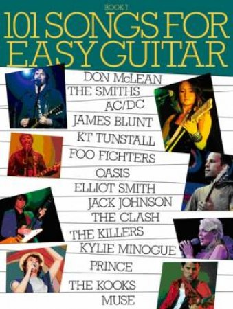 101 Songs for Easy Guitar Book 7