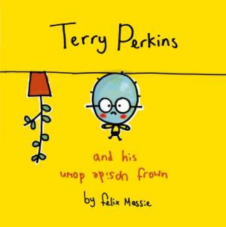 Terry Perkins and his Upside Down Frown