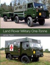 Land Rover Military OneTonne