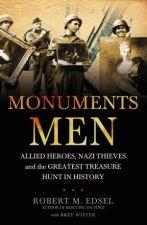 Monuments Men by Robert M. Edsel