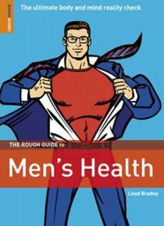 Men's Health: The Rough Guide by Lloyd Bradley