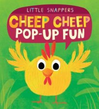Little Snappers Cheep Cheep Popup