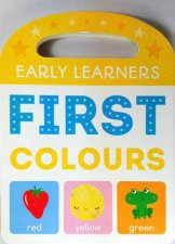 Early Learners First Colours