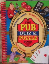 The Pub Quiz & Puzzle Book by Various
