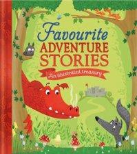 Favourite Adventure Stories