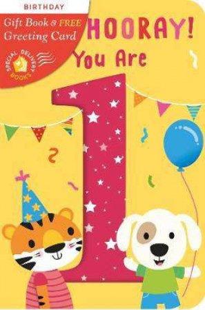 Hip, Hip, Hooray! You Are 1 Card