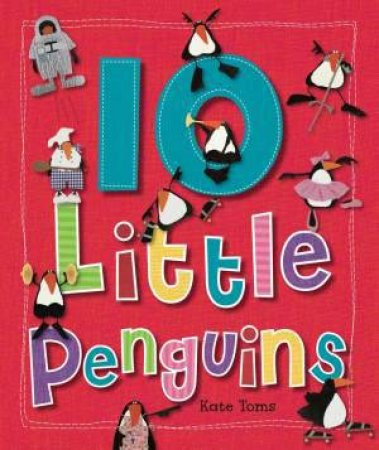 10 Little Penguins by Various