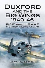 Raf and Usaaf Fighter Pilots at War